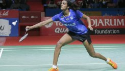 Another early exit: Sindhu bows out of China Open