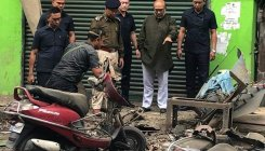 Five policemen injured in blast in Imphal