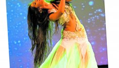 Belly dance explores poetry