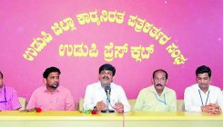In future, all GPs will have SLRM centres: Udupi DC