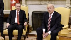 Erdogan to meet Trump in Washington on Nov 13