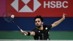 Kashyap, Praneeth knocked out of China Open