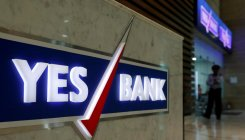 Yes Bank shares down nearly 4 per cent