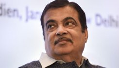 No equal power-sharing deal between BJP, Sena: Gadkari