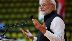 My destiny to end uncertainties in people's lives: Modi