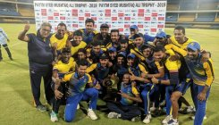 K'taka sets new Indian record with 15th T20 win on trot