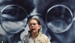 Won't let nation forget Tughlaqi blunder: Sonia on DeMo
