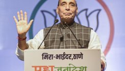 SC verdict on Ayodhya 'historic': Rajnath
