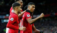 Lively Man United earn 3-1 win over Brighton