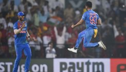 India beat Bangladesh in 3rd match; wins T20 series