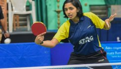 This paddler takes inspiration from Sindhu