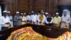 Tributes paid to Tipu Sultan at Gumbaz in Srirangapatna