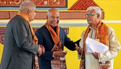 Prez emphasises on cordial exchange of ideas, debates