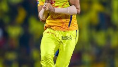 Playing for CSK taught me to counter dew, sweat: Chahar