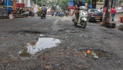 Deadline over, BBMP yet to fill 1,337 potholes