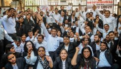 Tis Hazari: Lawyers' strike resumes as impasse persists