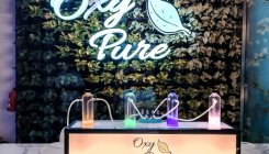 Delhi's pure oxygen zone: India's first oxygen bar