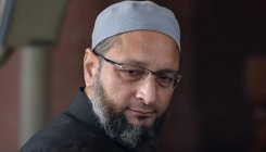 MP lawyer files complaint over Owaisi's Ayodhya remark