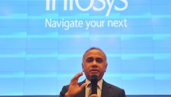 Infosys whistleblower alleges misuse of funds by CEO