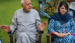 Farooq, Omar, Mehbooba likely to be shifted to Jammu