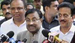 BJP blames Sena for President's rule in Maharashtra