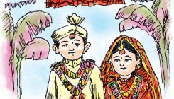 Woman fixes 9-year-old daughter's marriage for Rs 30k