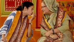 Hasina, Mamata likely to watch Day/Night Test together