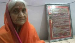 Ayodhya: MP woman to call off 27-yr-old fast