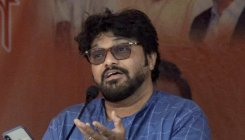 Babul Supriyo faces protest in cyclone-hit areas