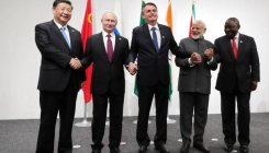 Leaders to review BRICS bank's plan to have new members