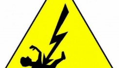 Worker gets electric shock, dies