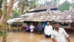 Rain triggers flood alarm in many parts of Karnataka
