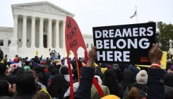 SC hears arguments on Dreamers program Trump wants axed