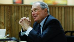 Bloomberg calls for Trump defeat