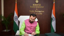 Javadekar takes charge of Ministry of Heavy Industries