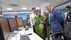 Prince Charles visits IMD, pays homage at Bangla Sahib