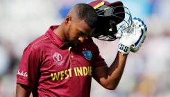 Pooran suspended for ball-tampering against Afghanistan