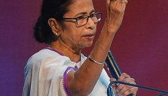 BJP trying to run parallel administration: Mamata