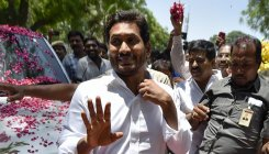 Jagan launches Nadu Nedu: Pictoral contrast of schools