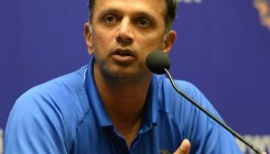 Conflict of interest complaint against Dravid dismissed