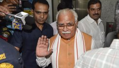 Khattar expands council of ministers; 10 MLAs inducted
