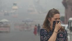 Air quality in Delhi turns severe