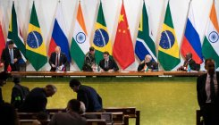 In swipe at US, BRICS hit out at protectionism