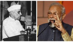 Nehru-bashing, a full-time preoccupation for BJP