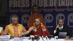 Hindu Seers' tussle for Ram Temple trust turns ugly