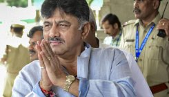 SC dismisses plea by ED against bail to Shivakumar
