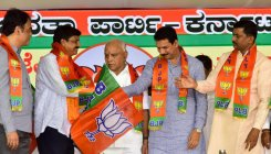 BJP rewards rebel MLAs with tickets
