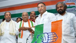 BJP's Raju Kage joins Congress