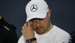 Bottas hatches plan to beat champ Hamilton next year