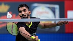 Srikanth knocked out of Hong Kong Open